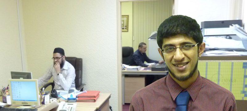 Accountancy team members